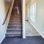 Commercial Carpet on Stairs